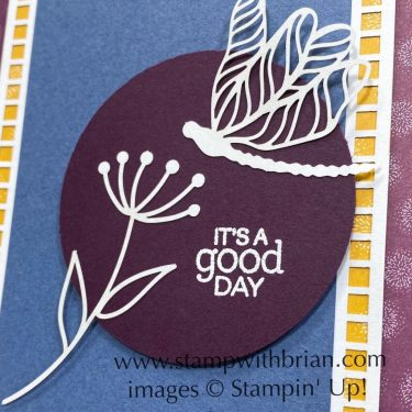 Zoo Globe, Dandy Laser-Cut Paper, Stampin Up!, Brian King 2