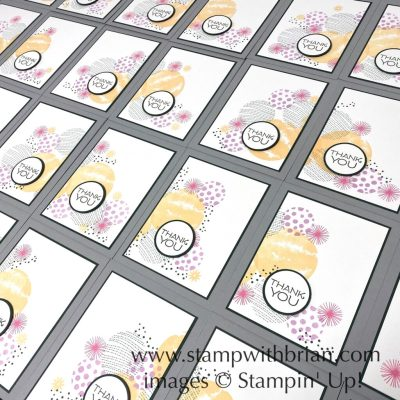 Circle Celebration, 2021-2023 In Colors, Stampin Up! Brian King