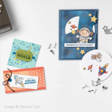 Give it a Whirl Dies catalog sample, Stampin Up!