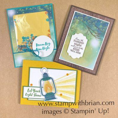 Paper Pumpkin Alternatives, Stampin Up!, Brian King, Let the Adventure Begin