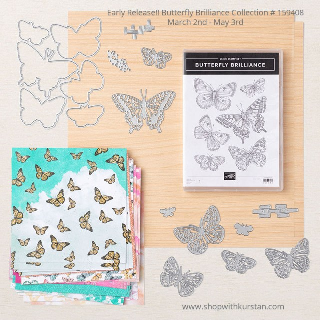 Butterfly Brilliance Collection Image