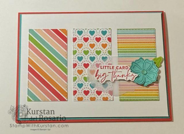 Teacher Appreciation Gift Card Holder Pattern Party DSP _ stampwithkurstan _ full image