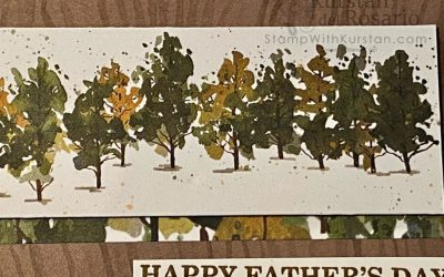 Beauty of the Earth Father's Day Card