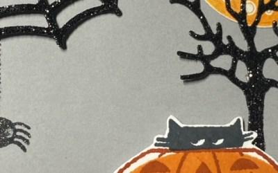 Luv 2 Stamp Group September Blog Hop – Halloween