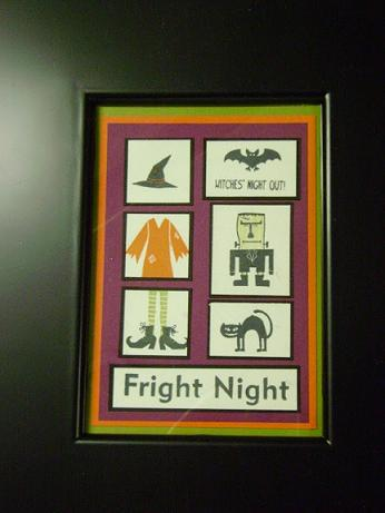 Fright Night Frame