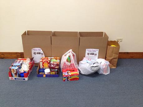 2013 Support Our Troops Donations