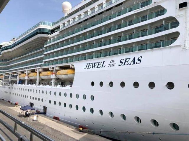 Royal Caribbean, Jewel of the Seas