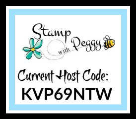 Hostess Code, Stamp with Peggy