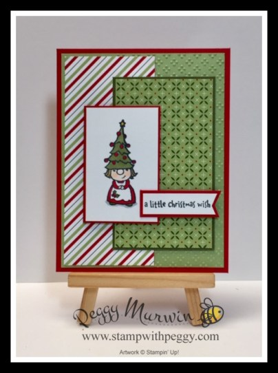 Gnome for the Holidays Stamp Set, Heartwarming Hugs Designer Paper, Wrapped in Texture Embossing Folders, Christmas, Stamp with Peggy
