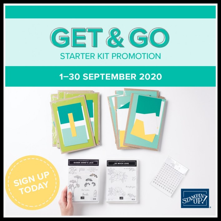 Last Chance for Get & Go!!!