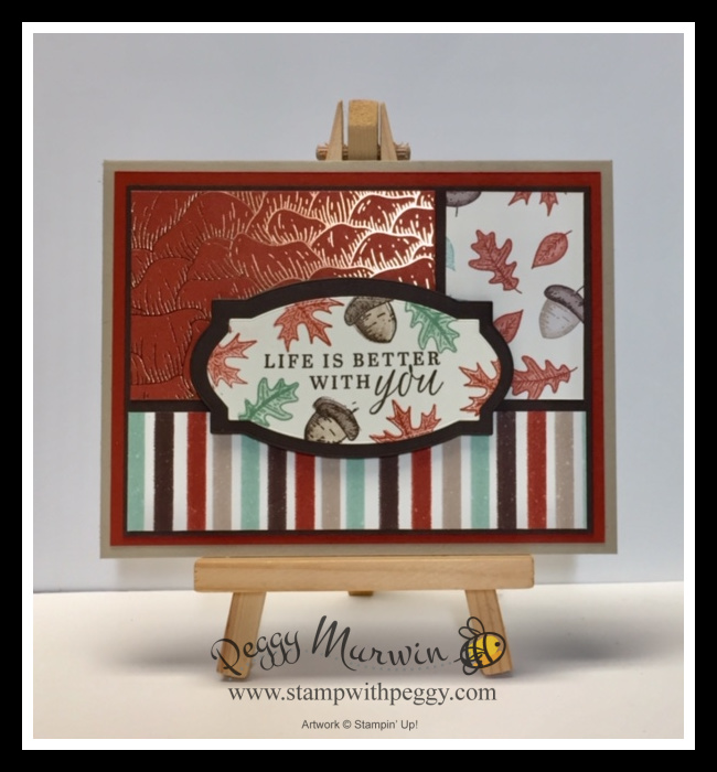 Beautiful Autumn Card Set