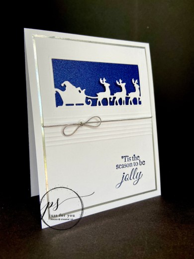 Giving Gifts Dies, Holly Jolly Wishes Stamp Set, Simply Elegant Trim, Christmas, Stamp with Peggy