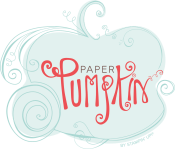 stampin' up! paper pumpkin