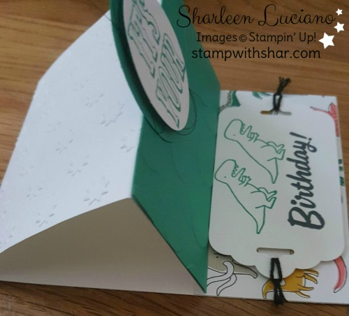 Pick a Pattern Stampin' Up