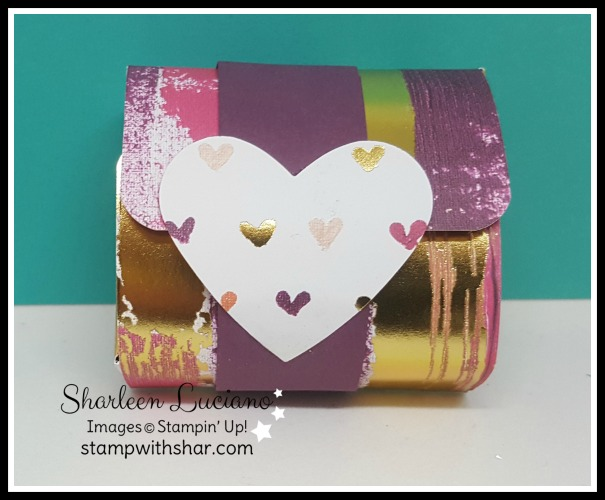 Painted With Love Stampin' Up!