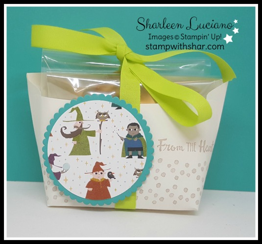 Envelope Treat Pouch Stampin' Up!