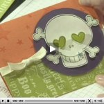 Video Tutorial – Halloween Card