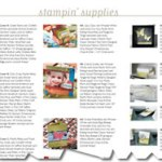 Where to find the catalog supply lists
