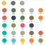 Stampin' Up Inventory Charts and In Color Combos