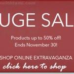 Online Extravaganza winners
