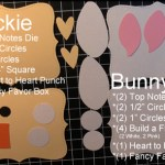 VIDEO TUTORIAL: Bunny & Chickie Boxes