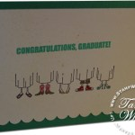 Graduation Cards from the Summer Mini