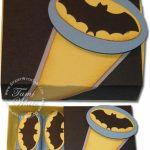 VIDEO TUTORIAL: Batman Box & Card – 100th Video!