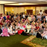 Stampin' Up Founders Circle Retreat – Swapping