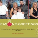 Holiday Photo Cards – Part 1