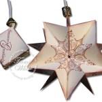 VIDEO TUTORIAL: Pop Up Star Ornament – WOW