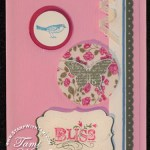 Bliss SAB Stamp Set Ideas