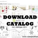 My Digital Studio (MDS) Catalog!