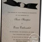 Partial Impressions Emboss – Wedding Invitations