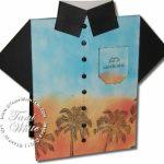 Tommy Bahama Tropical Shirt Card