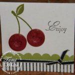 Sneak Peek: Button Buddies Cherries – Part 3