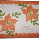 Build a Blossom Card