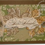 Gently Falling Card – Part 3