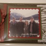 Frostwood Lodge Photo Card