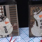 Snowman Punch Cuties