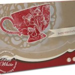 VIDEO TUTORIAL: Tea Shoppe Cherry Scented Card