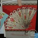 Everyday Enchantment Rosette Fan