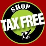 TAX FREE Weekend for Massachusetts!