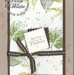 French Foliage Card – only 20 votes away!