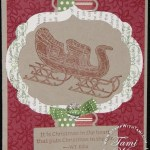 CARD – Open Sleigh Part III
