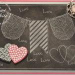 VIDEO TUTORIAL: Chalkboard Technique Valentine