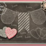 VIDEO TUTORIAL: Chalkboard Technique Valentine