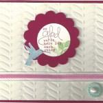 CARD: SAB Bloomin' Marvelous Card