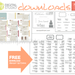 MDS: FREE Download plus Craft Room Labels