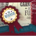 CARD: World Spectacular Carnival Card