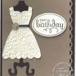 CARD: Dress Up for your Birthday